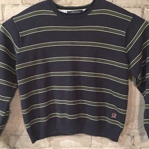 VTG Tommy Hilfiger H's Allover Crewneck Sweater